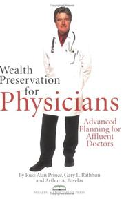 Cover of: Wealth Preservation for Physicians