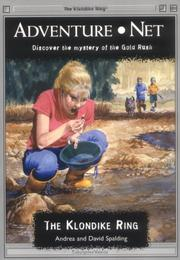 Cover of: The Klondike Ring (Adventure.Net Series)
