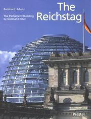 Cover of: The Reichstag