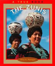 Cover of: The Zunis (True Books, American Indians)
