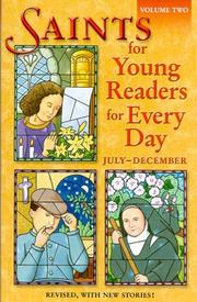 Cover of: Saints for Young Readers, Vol. 2