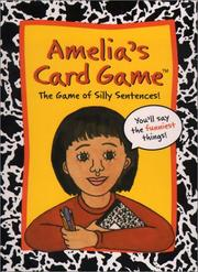 Cover of: Amelia's Card Game: The Game of Silly Sentences