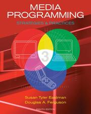 Cover of: Media Programming