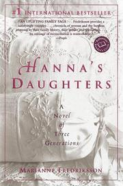 Cover of: Hanna's Daughters