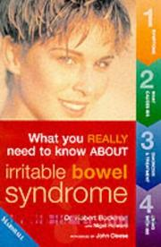 Cover of: Irritable Bowel Syndrome (What You Really Need to Know About...)