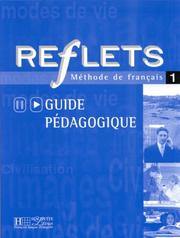 Cover of: Reflets 1