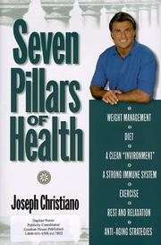 Cover of: Seven Pillars of Health