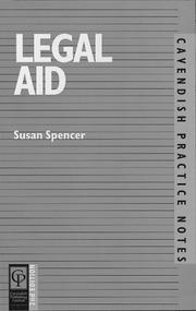 Cover of: Legal Aid (Practice Notes Series)
