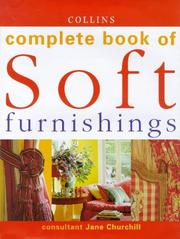 Cover of: Collins Complete Book of Soft Furnishings
