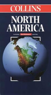 Cover of: North America Pocket Map (Collins World Travel Maps)