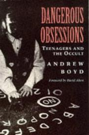 Cover of: Dangerous Obsessions