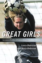 Cover of: Great Girls