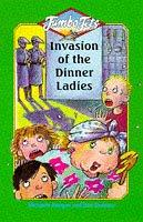 Cover of: Invasion of the Dinner Ladies (Jets)
