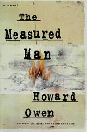 Cover of: The measured man