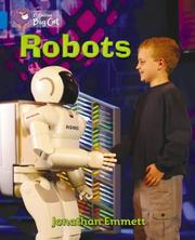 Cover of: Robots (Collins Big Cat)