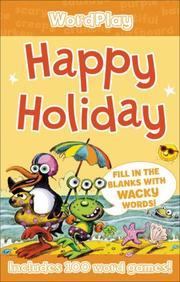 Cover of: Happy Holiday! (Word Play)