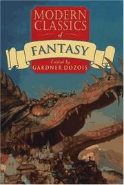 Cover of: Modern classics of fantasy