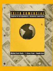 Cover of: Exito Commerical