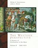 Cover of: The Western Perspective: A History of European Civilization, Volume B