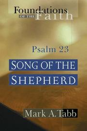 Cover of: Psalm 23