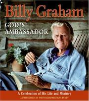 Cover of: Billy Graham, God's Ambassador: A Celebration of His Life and Ministry