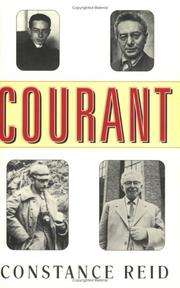 Cover of: Courant