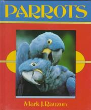 Cover of: Parrots