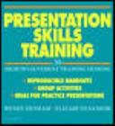 Cover of: Presentation Skills Training