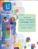 Cover of: Basic Business Communication