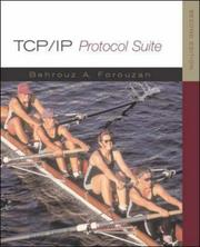 Cover of: Tcp/Ip Protocol Suite (Mcgraw-Hill Forouzan Networking Series)