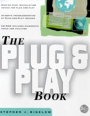 Cover of: The Plug & Play Book