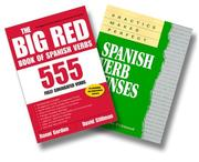 Cover of: Gordon/Devney Spanish Verbs and Verb Tenses Two-Book Bundle