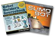 Cover of: Predko/McComb Robot Builder's Bundle (Build Your Own Remote-Controlled Sumo-bot, Robot Builder's Sourcebook)