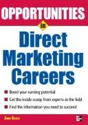 Cover of: Opportunities in Direct Marketing