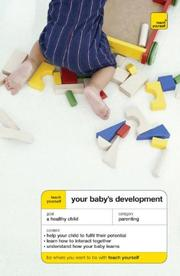 Cover of: Teach Yourself Your Babys Development (Teach Yourself)