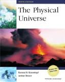 Cover of: Hybrid CD-ROM to accompany The Physical Universe