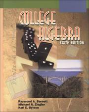 Cover of: College Algebra with Student Solutions Manual (Value Pack)