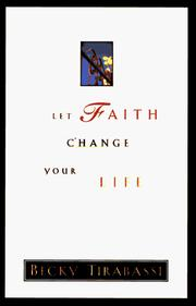Cover of: Let faith change your life