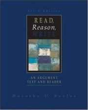 Cover of: Read, Reason, Write with PowerSite