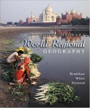 Cover of: Contemporary World Regional Geography w/Interactive World Issues CD-ROM