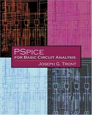 Cover of: Introduction to PSpice