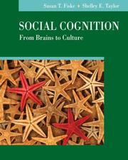Cover of: Social Cognition, from Brains to Culture