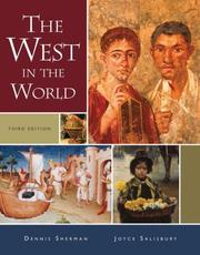 Cover of: The West in the World