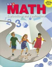 Cover of: Math Explorations & Applications Level K
