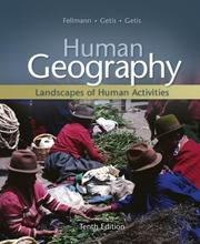 Cover of: Human Geography