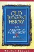Cover of: Old Testament history
