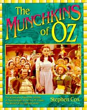 Cover of: The Munchkins of Oz