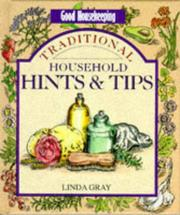 "Cover of: ""Good Housekeeping"" Household Hints and Tips (Good Housekeeping Cookery Club)"