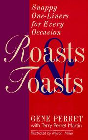 Cover of: Roasts & toasts