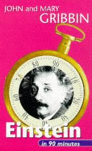 Cover of: Einstein in 90 Minutes